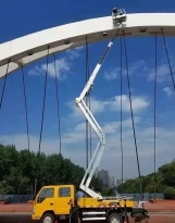 安全賺錢才是王道!柳工車載式高空作業平臺正是你想要的