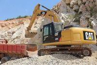 Cat®(卡特)中型和大型挖掘机融资优惠项目助力客户轻松购机!