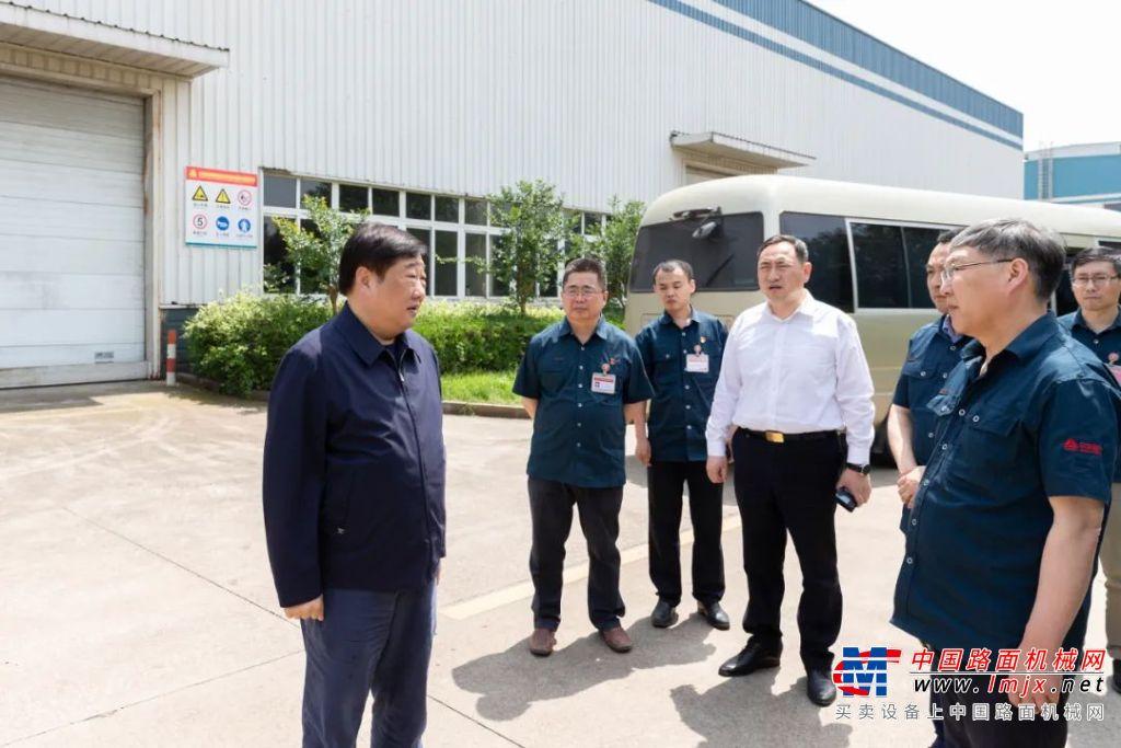 谭旭光:将杭州研发中心打造成为山东重工集团在长三角的重要研发基地