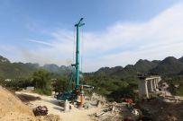 山河智能旋挖钻机一个月只完成3根桩,为何客户连连称赞?