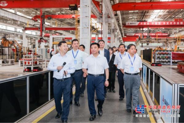 三一+中国电信+华为!点亮行业首个5G全连接工厂!