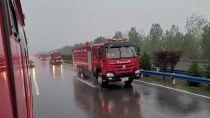 中国重汽:车轮向河南抗洪抢险一线驶去