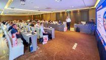 BICES 2021陕西省交通市政系统专业用户座谈会在西安召开,租赁展区倍受关注