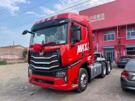 全国首台丨中国重汽豪沃MAX交车啦!