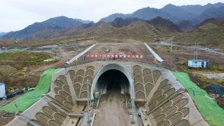 中兰铁路建设取得重要进展!