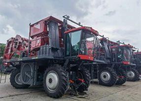 爆赞!玉柴520马力大型农用发动机助力国产采棉机打破进口垄断