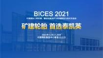 BICES 2021即将重启上线,泰凯英轮胎老地方等你!