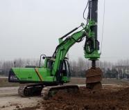 泰信亚搏直播视频appKR50旋挖钻机 高清图